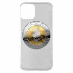 Чехол для iPhone 11 Cryptomoneta