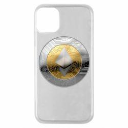Чехол для iPhone 11 Pro Cryptomoneta