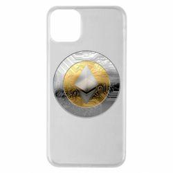Чехол для iPhone 11 Pro Max Cryptomoneta