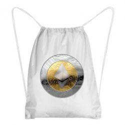 Рюкзак-мешок Cryptomoneta