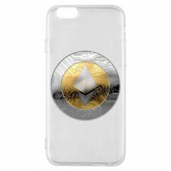 Чехол для iPhone 6/6S Cryptomoneta