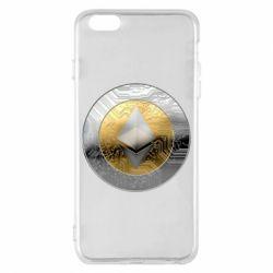 Чехол для iPhone 6 Plus/6S Plus Cryptomoneta