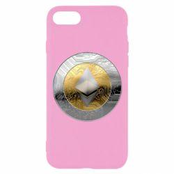 Чехол для iPhone 7 Cryptomoneta
