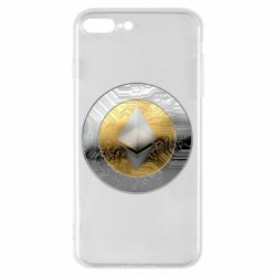 Чехол для iPhone 7 Plus Cryptomoneta