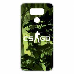 Чехол для LG G6 Cs go skin Virus - FatLine