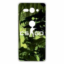 Чехол для Sony Xperia XZ2 Compact Cs go skin Virus - FatLine