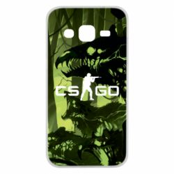 Чехол для Samsung J2 2015 Cs go skin Virus - FatLine