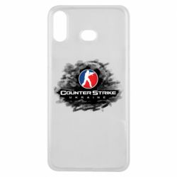 Чехол для Samsung A6s CS GO Ukraine black