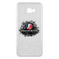 Чехол для Samsung J4 Plus 2018 CS GO Ukraine black