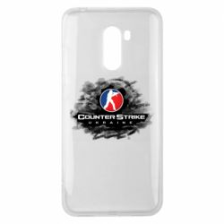 Чехол для Xiaomi Pocophone F1 CS GO Ukraine black