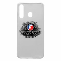 Чехол для Samsung A60 CS GO Ukraine black