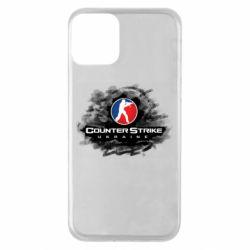 Чехол для iPhone 11 CS GO Ukraine black