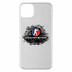Чехол для iPhone 11 Pro Max CS GO Ukraine black