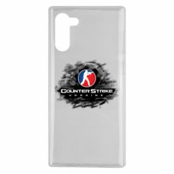Чехол для Samsung Note 10 CS GO Ukraine black