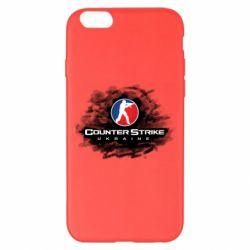 Чехол для iPhone 6 Plus/6S Plus CS GO Ukraine black