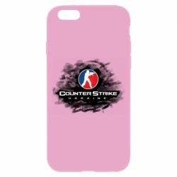 Чехол для iPhone 6/6S CS GO Ukraine black