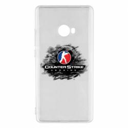 Чехол для Xiaomi Mi Note 2 CS GO Ukraine black