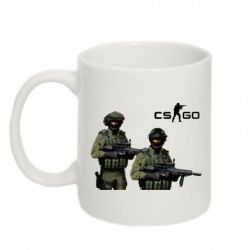 Кружка 320ml CS GO - FatLine