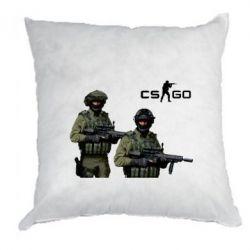 Подушка CS GO - FatLine