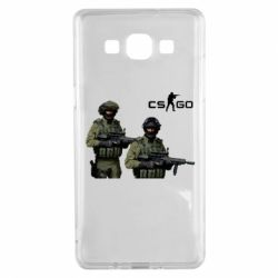 Чехол для Samsung A5 2015 CS GO - FatLine