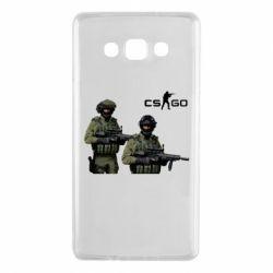 Чехол для Samsung A7 2015 CS GO - FatLine