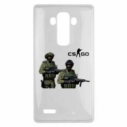 Чехол для LG G4 CS GO - FatLine