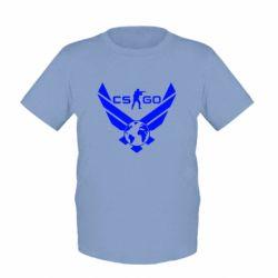 Детская футболка CS GO