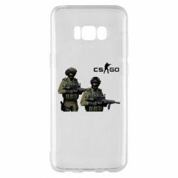 Чехол для Samsung S8+ CS GO - FatLine