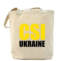 Сумка CSI Ukraine - FatLine