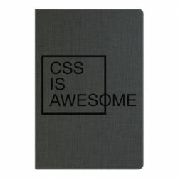 Блокнот А5 CSS is awesome - FatLine