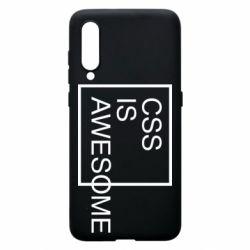 Чохол для Xiaomi Mi9 CSS is awesome