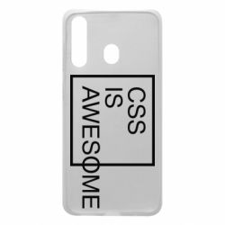 Чохол для Samsung A60 CSS is awesome