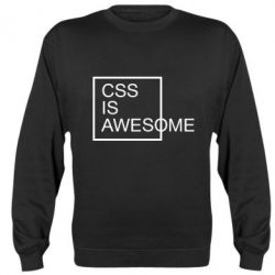 Реглан (свитшот) CSS is awesome - FatLine