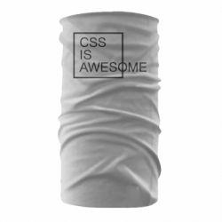 Бандана-труба CSS is awesome