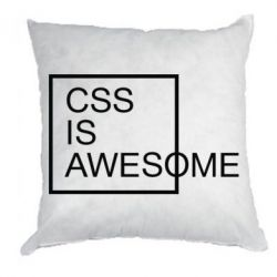 Подушка CSS is awesome - FatLine