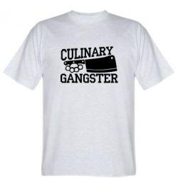Чоловіча футболка Culinary Gangster