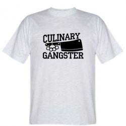 Мужская футболка Culinary Gangster - FatLine