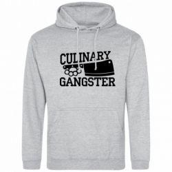 Мужская толстовка Culinary Gangster - FatLine