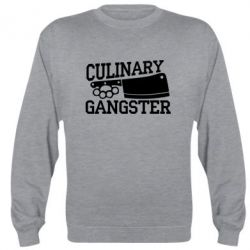 Реглан (свитшот) Culinary Gangster