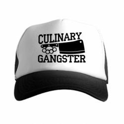Кепка-тракер Culinary Gangster