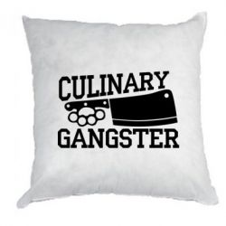 Подушка Culinary Gangster