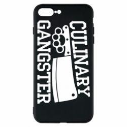 Чохол для iPhone 7 Plus Culinary Gangster