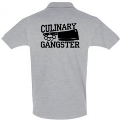 Футболка Поло Culinary Gangster
