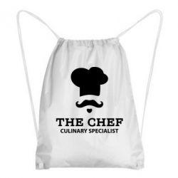 Купить Рюкзак-мешок Culinary specialist, FatLine