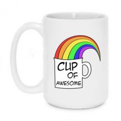 Кружка 420ml Cup of awesome