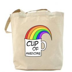 Сумка Cup of awesome