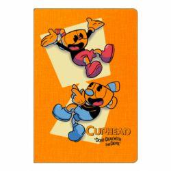 Блокнот А5 Cuphead 1