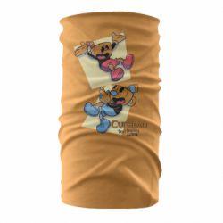 Бандана-труба Cuphead 1