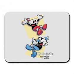 Килимок для миші Cuphead 1