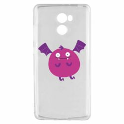Чехол для Xiaomi Redmi 4 Cute bat - FatLine